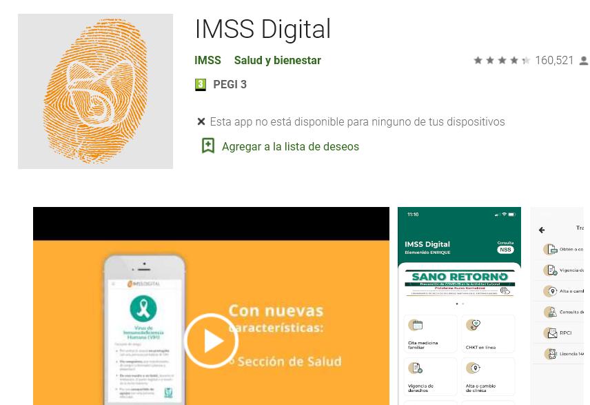 App IMSS-Digital